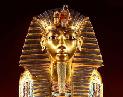 Тайные комнаты в гробнице Тутанхамона